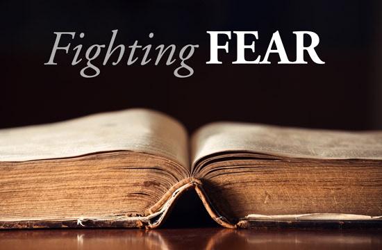 """""""Fighting Fear"""" By Min. Jocelyn Mann"""